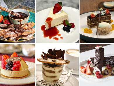 More than 40 Abu Dhabi venues offering amazing desserts in city-wide Sweetest Things promotion