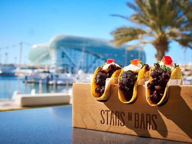 Stars N Bars Abu Dhabi launches new healthy menu