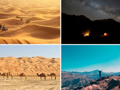 The best outdoor adventures, hotels and activities in Abu Dhabi and the UAE