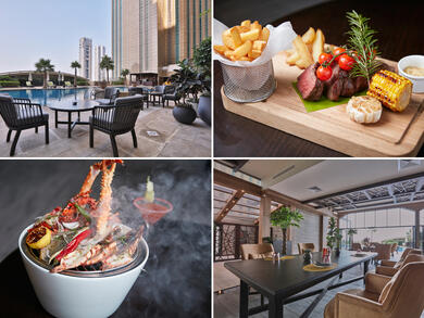In pictures: Grills @ Chill'O's new look