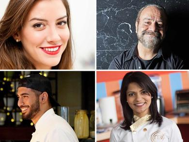The celebrity chefs coming to Abu Dhabi for Chef Studio