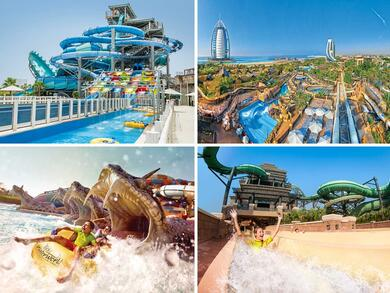 UAE's best water parks: Where they are, what is there and how much are tickets