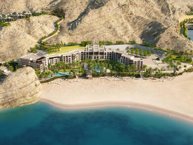 New Jumeirah hotel opening in Muscat
