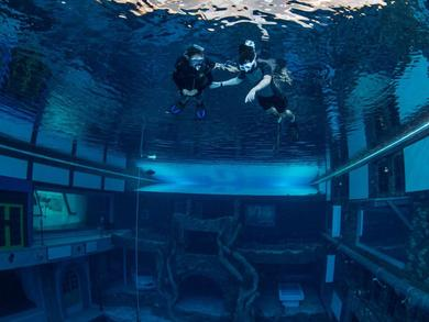 Deep Dive Dubai is now open for bookings