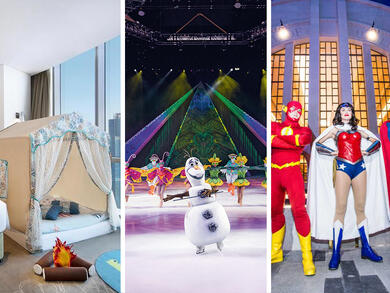 5 fabulously awesome things to do in Abu Dhabi this weekend with the kids
