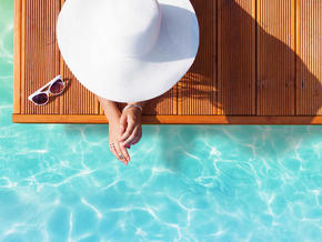 Amazing Abu Dhabi hotels with private swimming pools